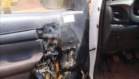 ¿Es cierto que el gel desinfectante puede explotar si lo dejas en el coche?