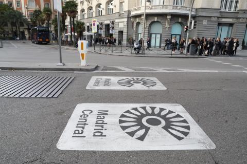 """La CNMC ve """"excesivamente difuso"""" el plan del Gobierno para extender Madrid Central al resto de España"""