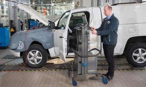 Indemnizaciones de Volkswagen: un cliente alemán logra 28.000 euros