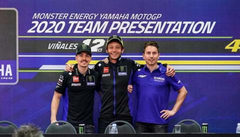 Lorenzo no podrá correr en MotoGP en 2020