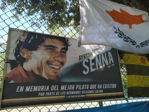 Memorial Ayrton Senna en Imola