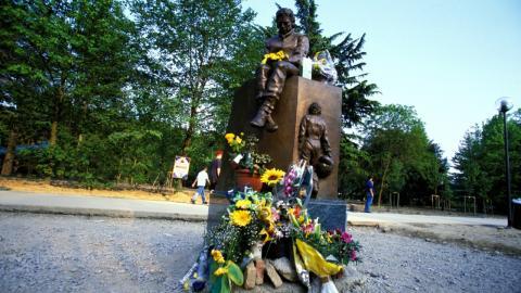 Memorial Senna en Imola