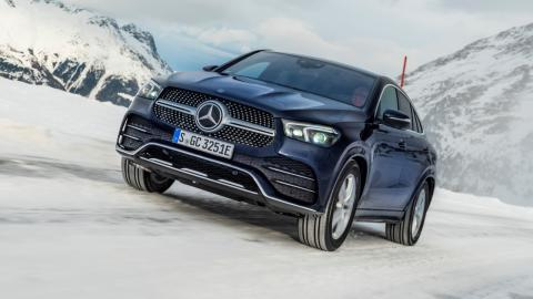 Mercedes GLE 350 de 4MATIC Coupé