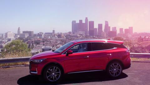 Nuevo SUV chino de BYD, ¿a qué rival europeo puede plantar cara?