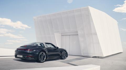 Porsche 911 Targa 992 2020