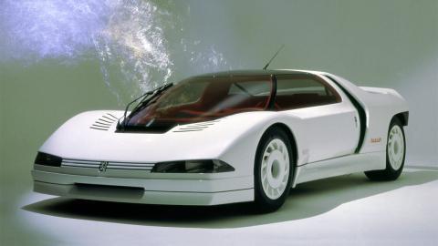 prototipos más importantes historia Peugeot
