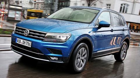 Test de larga duración: el Volkswagen Tiguan mejora con el tiempo