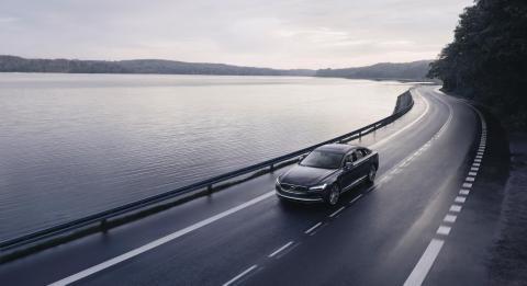Volvo limita la velocidad de sus coches