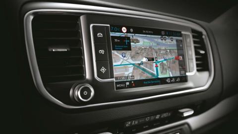 Accidentes GPS