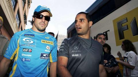 Alonso y Montoya