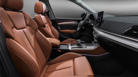 Audi Q5 2020 interior