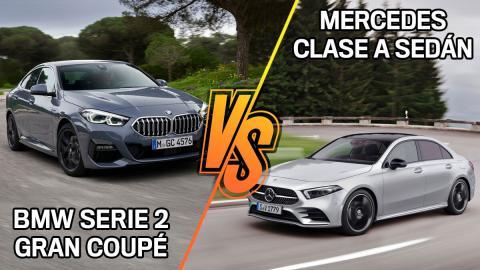 BMW Serie 2 o Mercedes Clase A, ¿cuál es el mejor para comprar?