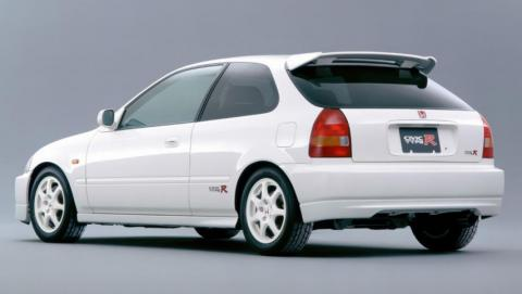 La increíble historia del Honda Civic Type R