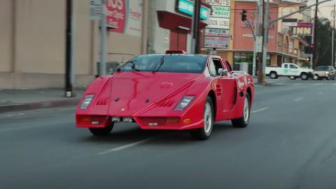 Jay Leno Ferrari Enzo Pontiac Fiero