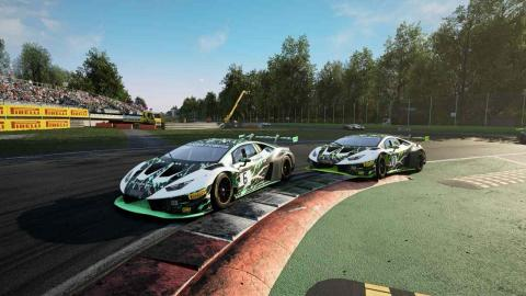 Lamborghini esports