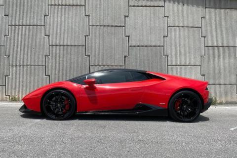 Lamborghini Huracan 300000 km