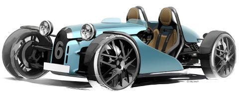 Lesage 01T, el coche que quiere ser el Caterham francés