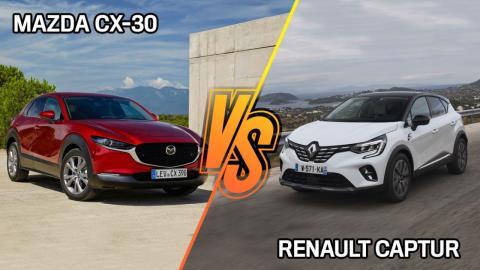 mazda-cx-30-vs-renault-captur
