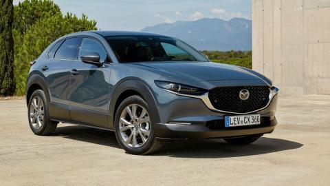 Mazda CX30 precio