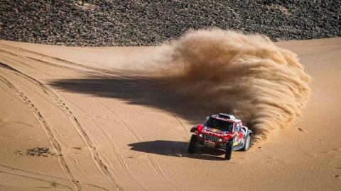 MINI en el Dakar 2020