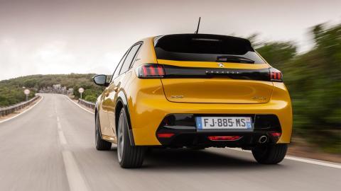 Prueba del Peugeot 208 PureTech 130 EAT8  GT Line