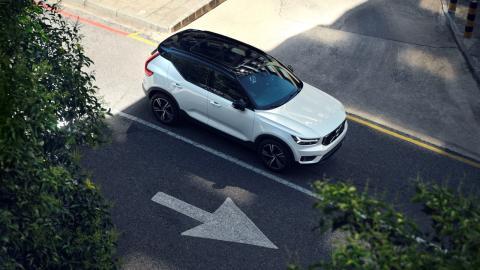 Prueba Volvo XC40 PHEV 2020 AB
