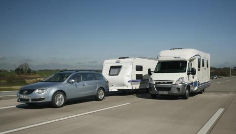 Viajar en caravana: consejos y normativa