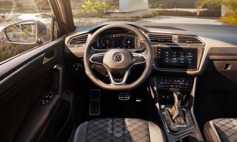 Volkswagen Tiguan 2020 interior