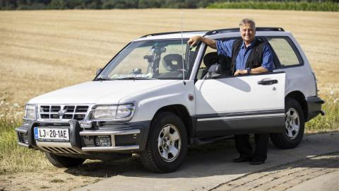5 coches clásicos que han pasado del 1.000.000 de kilómetros