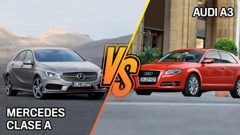 Audi A3 o Mercedes Clase A de segunda mano, ¿cuál es mejor opción de compra?