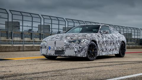 BMW M4 Coupe 2021