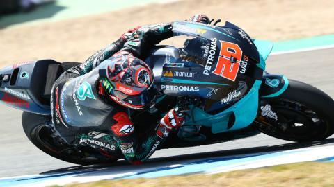Clasificacion MotoGP Andalucia 2020