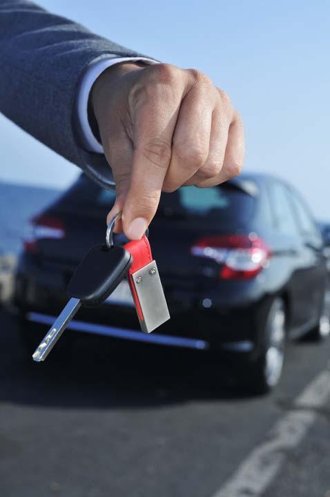 Coronavirus: tengo que dejar la llave en un parking
