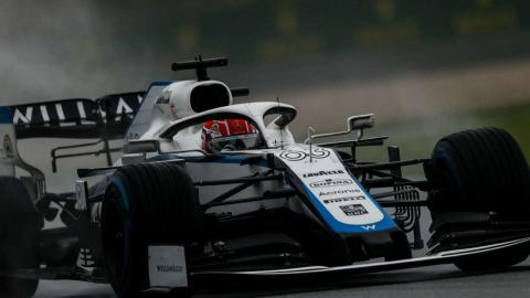 George Russell GP Estiria F1