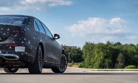 innovaciones Mercedes Clase S 2020