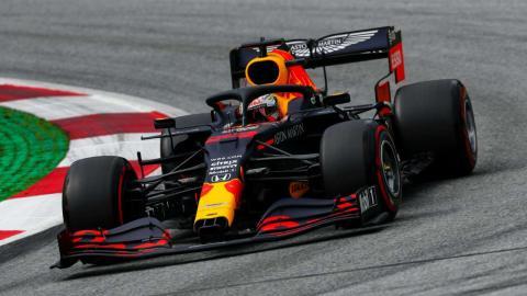 Max Verstappen F1 Austria
