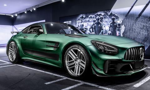 Mercedes-AMG GT R Pro 'Tattoo Edition' de Carlex Design