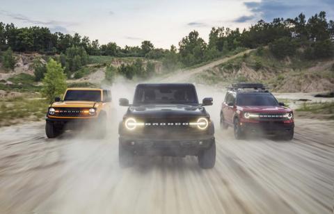Así es el nuevo Ford Bronco 2021