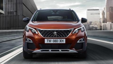 Peugeot 3008: rivales