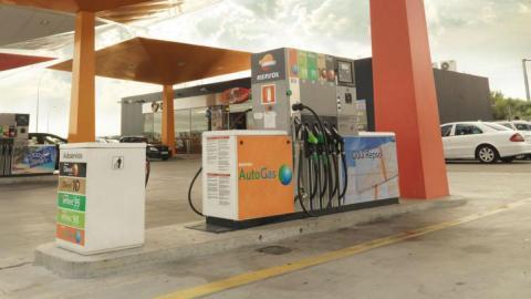 Precio gasolina estado alarma