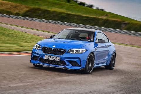 Prueba del BMW M2 CS