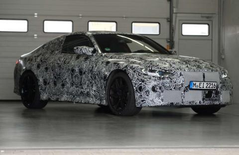Prueba BMW M3/M4 2021