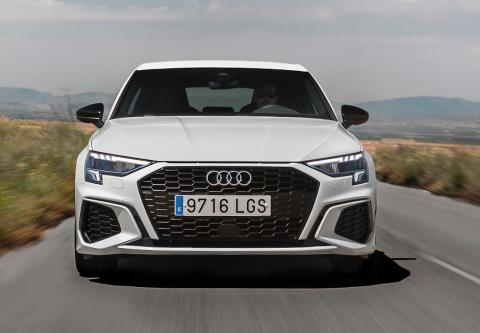 Prueba nuevo Audi A3 30 TDI apertura