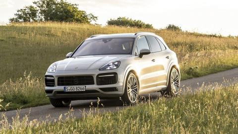 Prueba del Porsche Cayenne GTS 2020