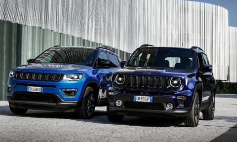Así son los coches híbridos enchufables de Jeep