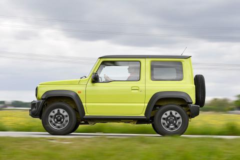 Suzuki Jimny para el día a día