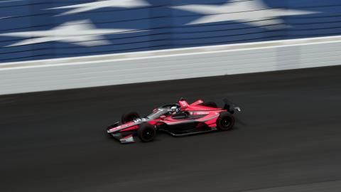 Alex Palou Indy 500