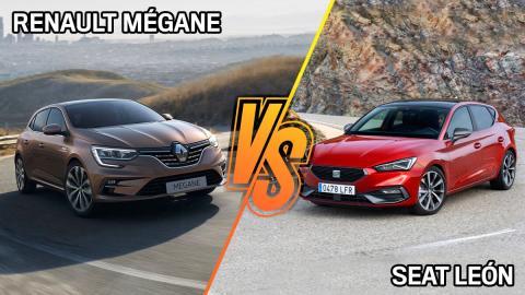 ¿Cual es mejor, Seat León 2020 o Renault Mégane 2020?