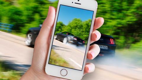fondo pantalla smartphone ford mustang gt convertible