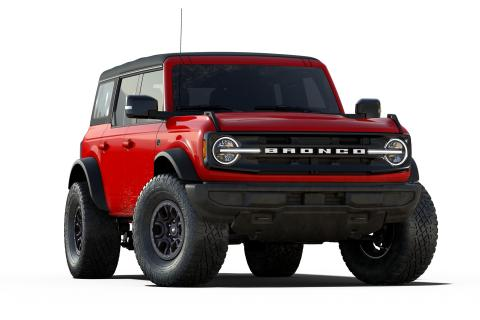 Ford Bronco Rivales